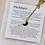 Thumbnail: MAYA | Halskette mit Mondstein (wasserfest)