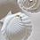 Thumbnail: KALA | Fußkette aus Süßwasserperlen (wasserfest)