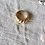 Thumbnail: OUI | Vergoldeter Ring im Crossaint Style (wasserfest)