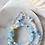 Thumbnail: HOLLY | Kette aus Heilsteinen  und Süßwasserperlen
