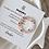 Thumbnail: ROSIE | Ring aus Heilstein Rosenquarz mit 14k Gold-Filled Perlen