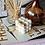 Thumbnail: CUBE   Handgemachte (Duft-)Kerze in Bubble Form