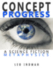 Concept Progress Book Cover