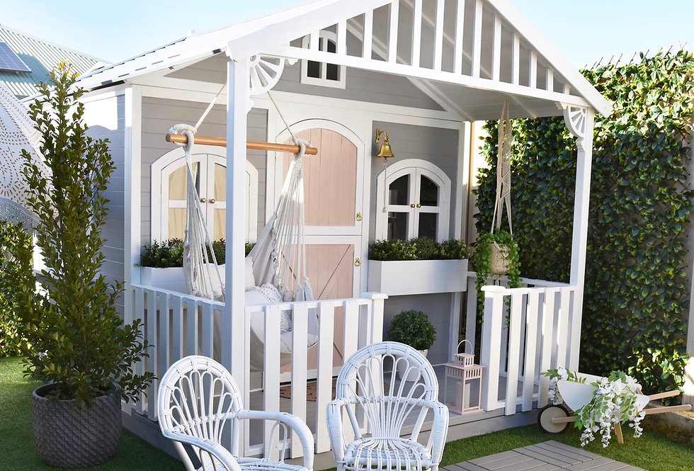 Cubby House Giveaway