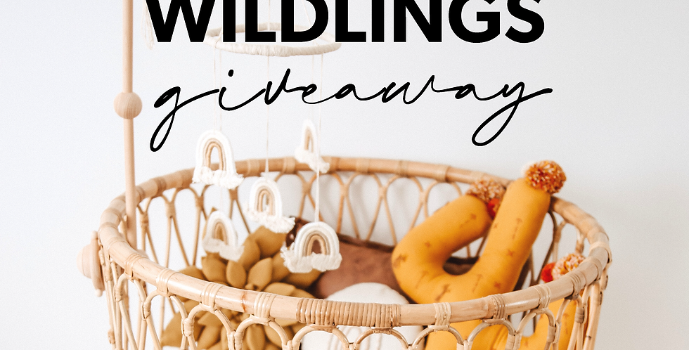 Home of the Wildlings Giveaway