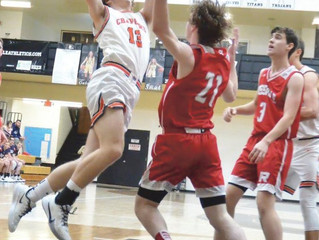 Chargers roll past Hornets to earn tourney crown