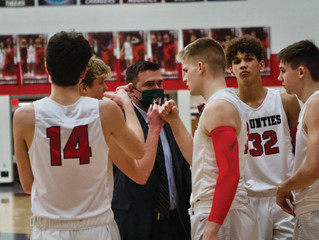 Back in coaching, Dan Chadd shares his love for basketball with his sons