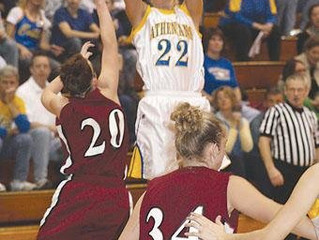 Athenians magical run ends at semi-state