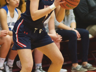 GIRLS BASKETBALL: Chargers rally falls short against Eagles
