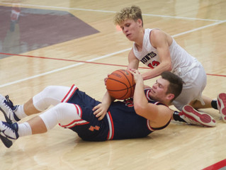 Seniors playing their part in Mounties' success