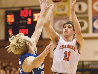 Chargers earn first SAC win - North Montgomery downs Frankfort 70-59