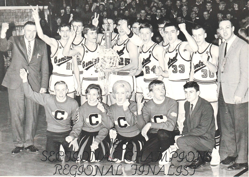 Coal Creek Central won its only sectional title in 1966.