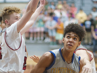 Warriors roll by Athenians to championship