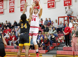 Wabash Earns Second Seed In NCAC Tourney With Win At Oberlin 76-54
