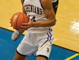 Athenians stay perfect in SAC with 78-66 win over Bruins