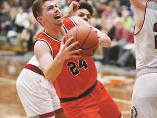 Chargers upset bid falls short in sectional final