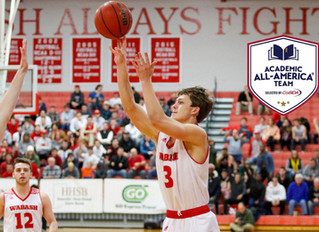 Davidson Earns Academic All-America Honors For Second Consecutive Season