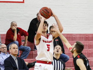 Wabash Erases Early Deficit For 79-61 Win Over OWU