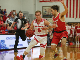 Basketball Season Ends With Tourney Loss To Denison 75-69