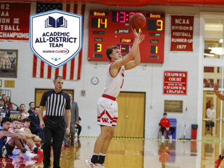 Davidson Repeats As Academic All-District Selection