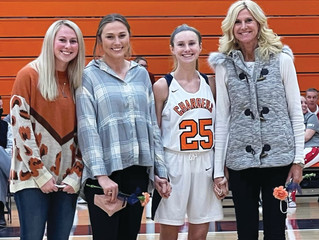 McClaskey's love for sports an everlasting impact on his daughters
