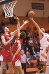 Free throws lead Mounties to county win at North