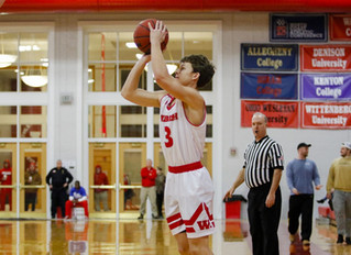 Davidson Named NABC Great Lakes Player of the Year and Academic All-American