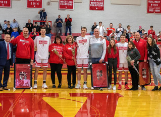 Wabash Home Streak Ends At 10 With Senior Night Loss To Wittenberg 78-69