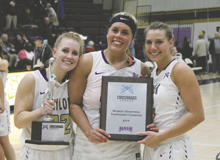 More than basketball to this senior's story — Lacey Garrett learned life lessons, grew in her fa