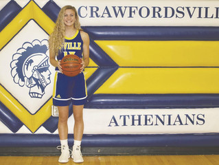 A Step Above — Crawfordsville's Lauren Kellerman takes game to next level, earns 2019 Journal Review