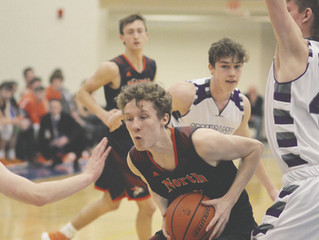 BBB SECTIONAL: Tiger Cubs deep ball sinks Chargers, 57-30