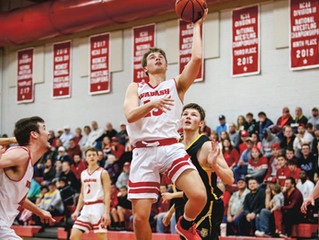 Little Giants return to the court Saturday