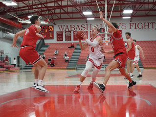 Wabash pulls away for win over Denison