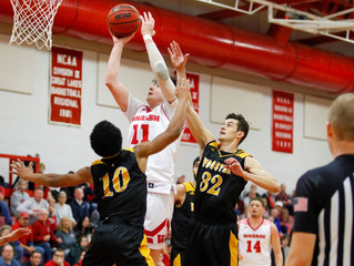 Schreiber Sends Wabash To One-Point Win Over Wooster