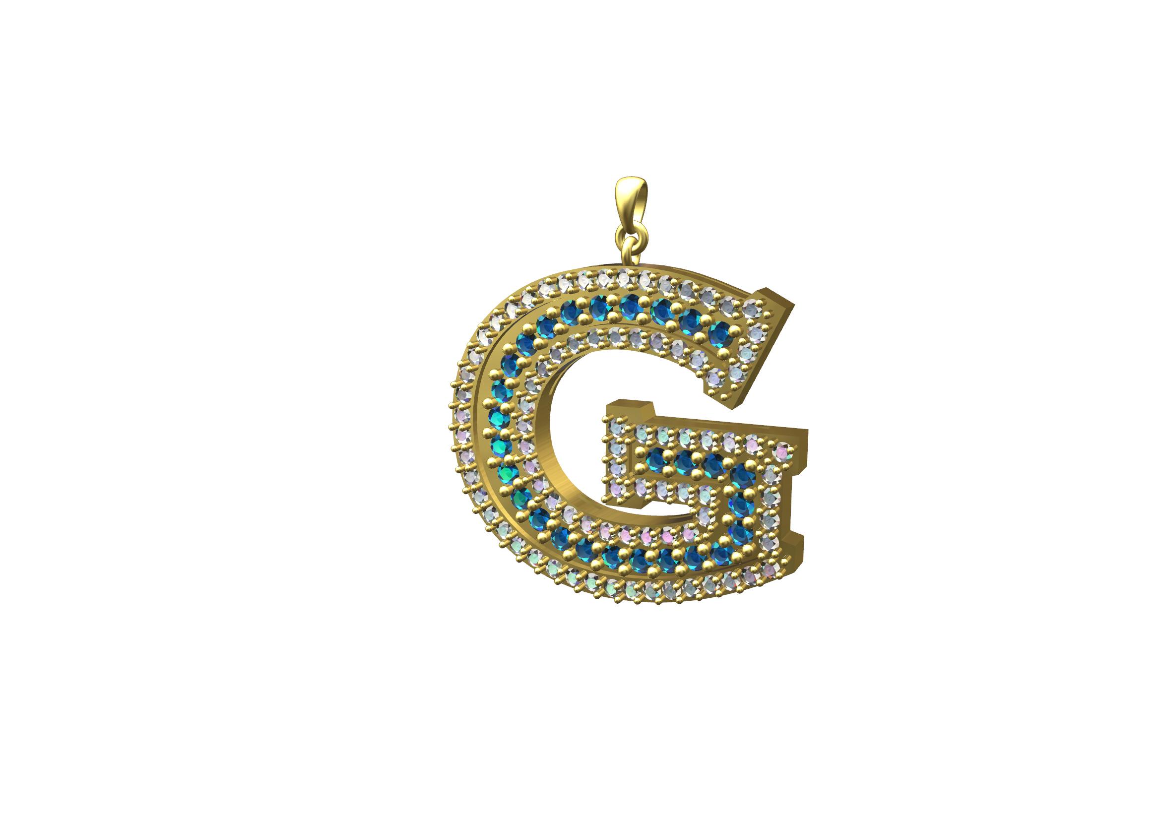 Initial G