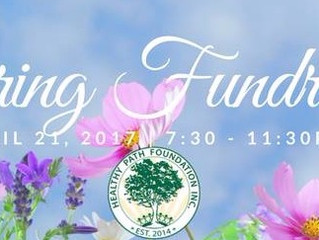 Healthy Path Spring Fundraiser