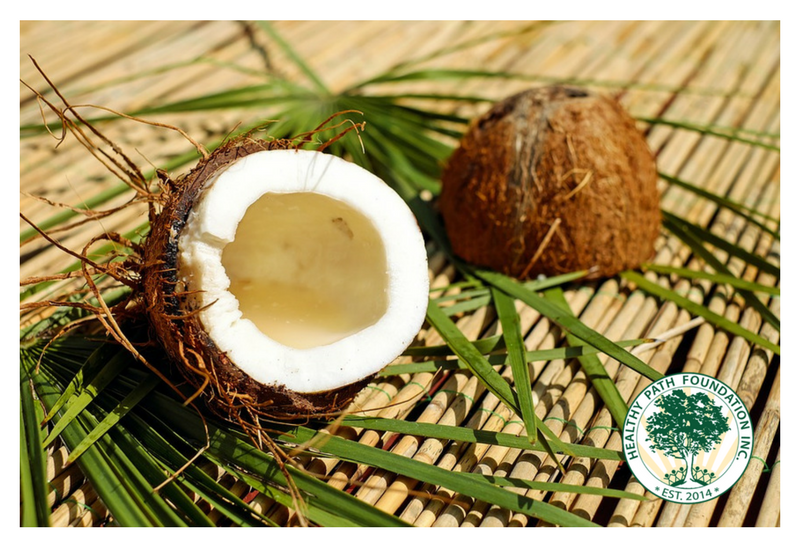 Healthy Path Foundation Coconut Oil