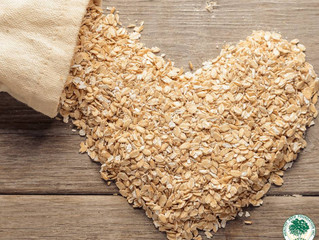 Did you know that oatmeal is a fiber-rich grain that helps kids concentrate better?