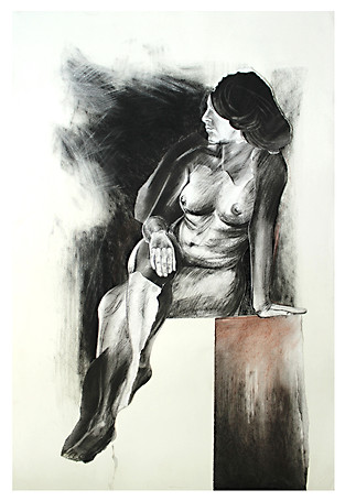 Seated Nude II