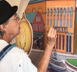 David painting court house.png