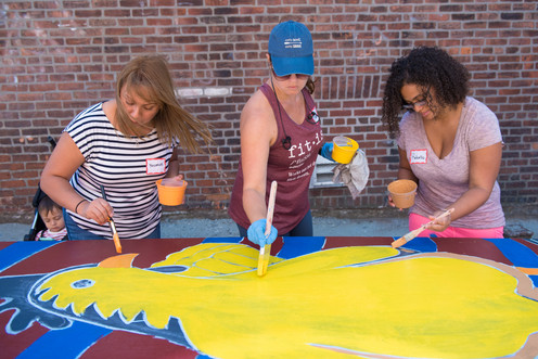 Community Painting Day