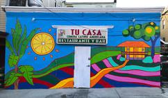 Tu Casa mural