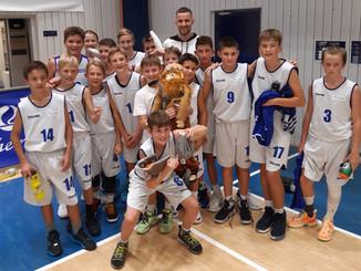 Mezinárodní turnaj U14 v Děčíně