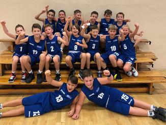 U11 - První vítězná utkání nového týmu