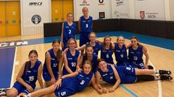 U13 dívky – Přípravné utkání s Varnsdorfem