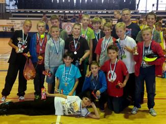 U12 druzí na turnaji v Roudnici nad Labem