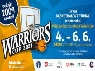 WARRIORS CUP U12