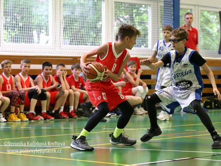 Další várka fotografií ze sobotních zápasů na NF chlapci U12