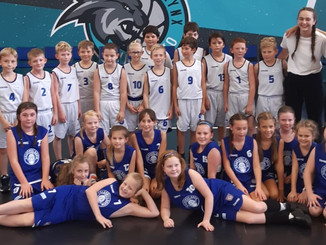 U10 - První soutěžní turnaj