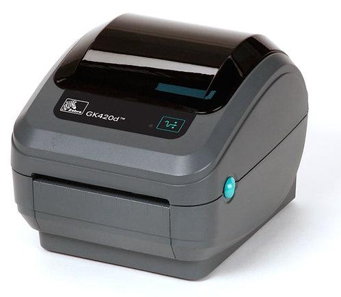 Zebra GK420D - Label Printer